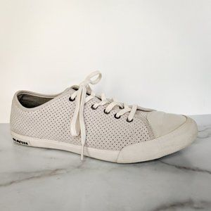SEAVEES 08/61 Army Issue sneaker perforated suede